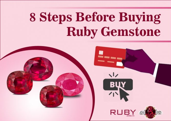 8 Steps Before Buying Ruby Gemstone