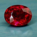 Madagascar And Indian Ruby Gemstones, Substitute Of Burmese Ruby