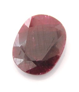 Indian Ruby Gemstone