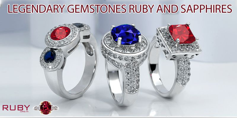 Legendary Gemstones-Rubies and Sapphires