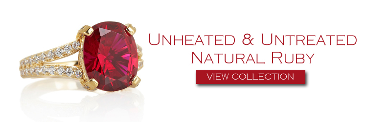 Unheated & Untreated Natural Ruby