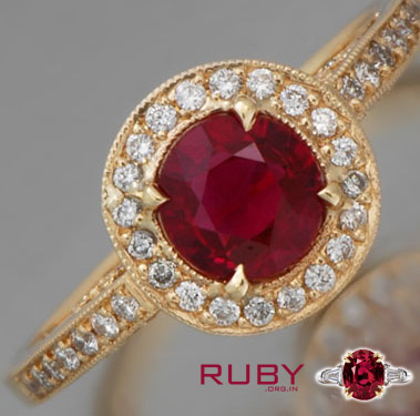 Ruby Stone Rings & Pendants Trends for 2018