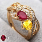 Benefits of Wearing Yellow sapphire and Ruby together