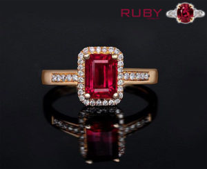 emerald cut ring