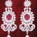 Gift Ruby Gemstone As Engagement Ring